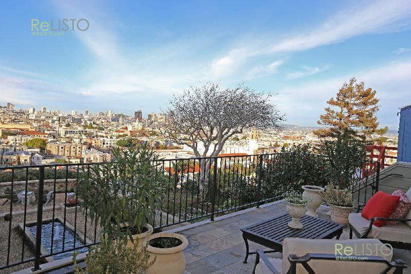 Dolores Heights | 3 Bed | 3 Bath | Views | Rooftop Deck | $9K-12K