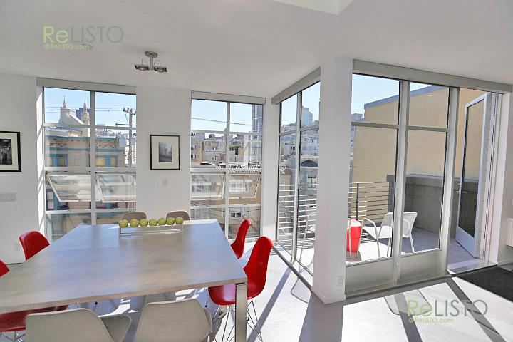 North Beach | Exec 2 Bed | 2.5 Bath | 2 Car| Office | $6.5K-9.0K/Month