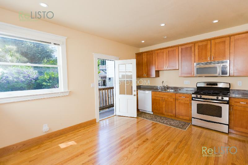 Noe Valley | 3 BD  | Parking | Yard | Fireplace |  $7.4K