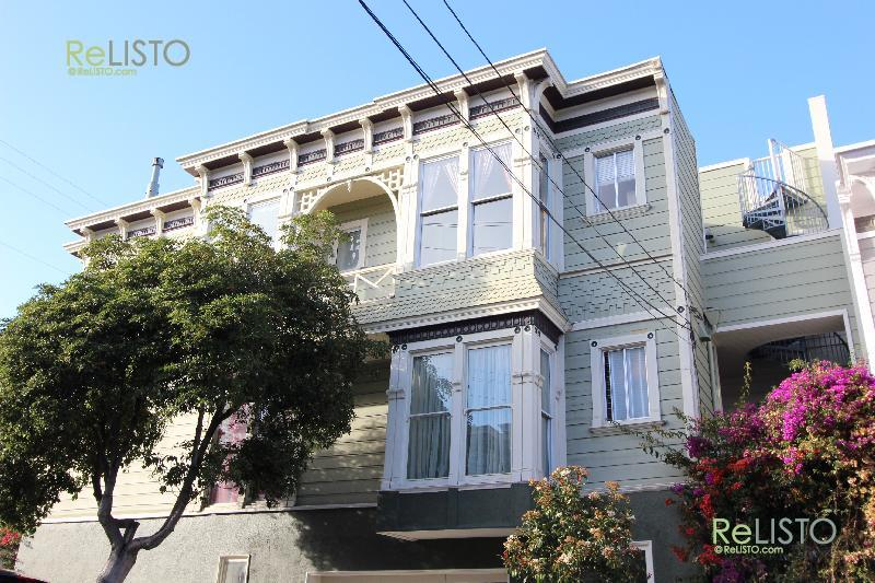 Noe Valley | 3 Bed 1 Bath | Deck | Laundry | Parking | $5.8k-$7k