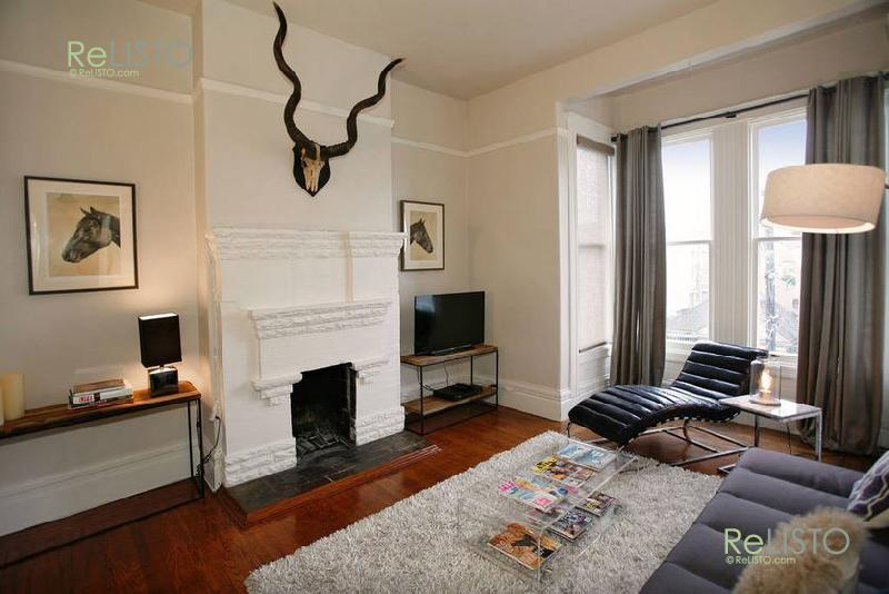 Executive Dream | 2 bed | 1 bath | Furnished | Duboce Triangle | $5.9K