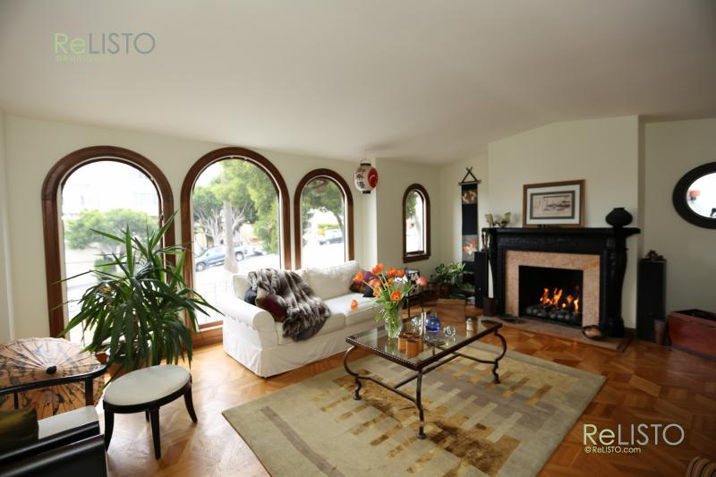 Mission Dolores Dream | 3 Bd +3 Bath | Furnished | Deck+Yard  | $8.9K