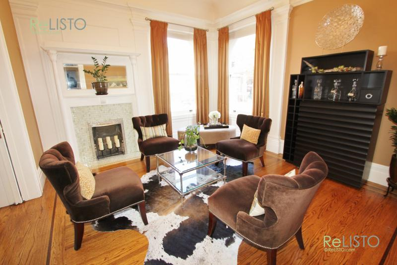 Alamo Square Gem | 2 bed+office+den | 2 bath | 1 car | furnished | $7K