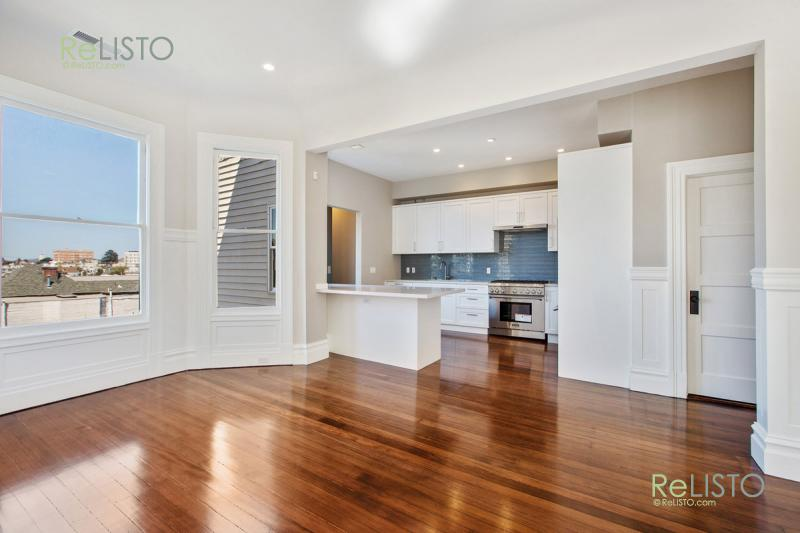Haight | Remodeled Victorian | 6 Bed | 3 Bath | Furnish | 14- $20K