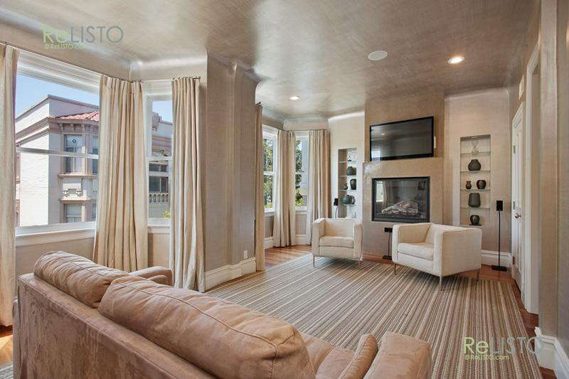 Telegraph Hill | Remodeled | 4 BD+3 BA | Furnished | Roof Deck | Views