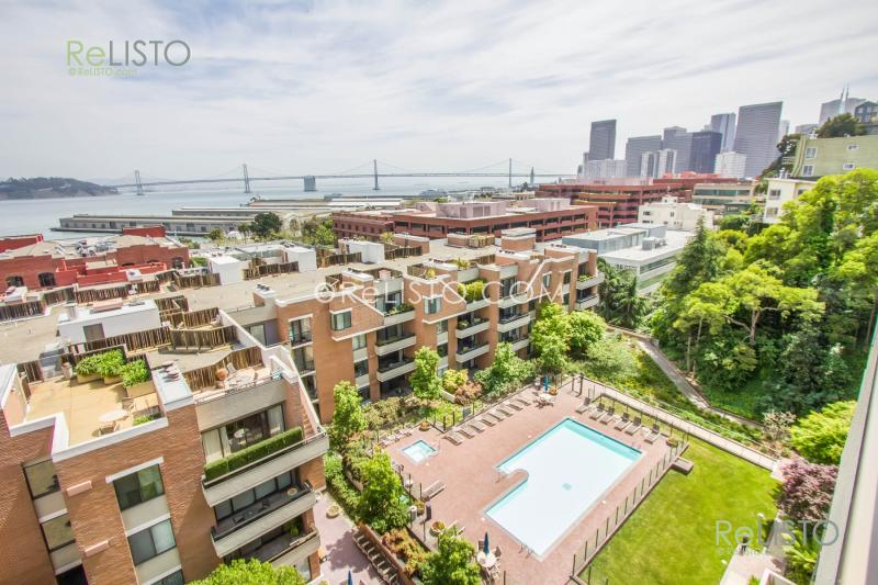 Penthouse | 2 BD+Den+2 BA | Furnished | Views | Roof Deck | Pool | $7K