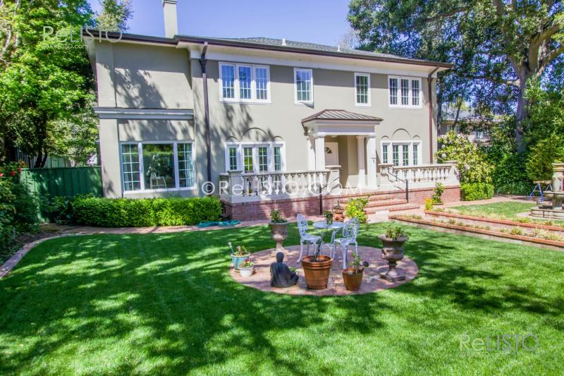 San Mateo Park Stunner | 4 BD+4.5 BA | Furnished | Pool+Yard |1/3 Acre