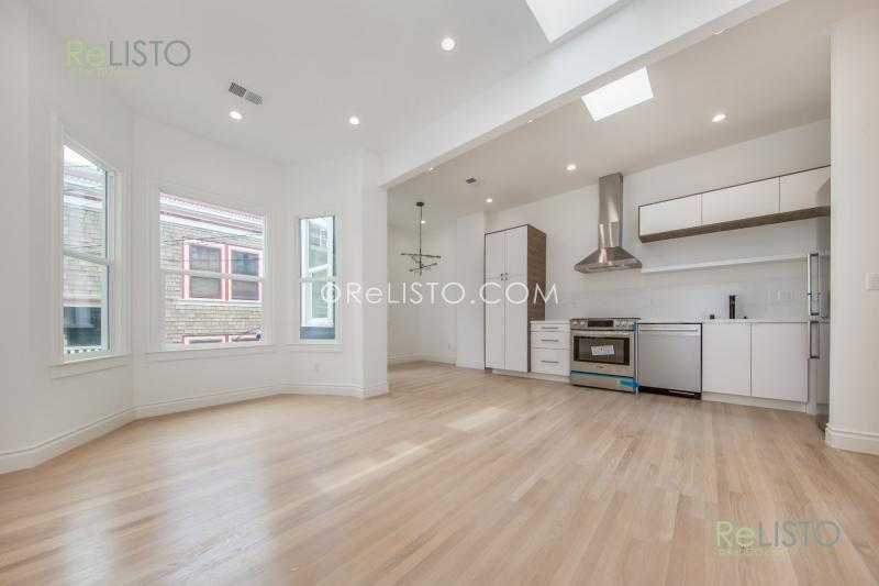 Russian Hill | Newly Remodeled | 3 BD+2.5 BA | Unfurnished| Pkg | 7.7K