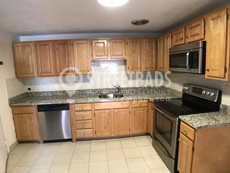Pictures of  property for rent on Babcock St., Brookline, MA 02446